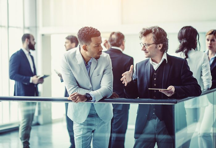 Working as a team – learn to delegate to achieve real business growth