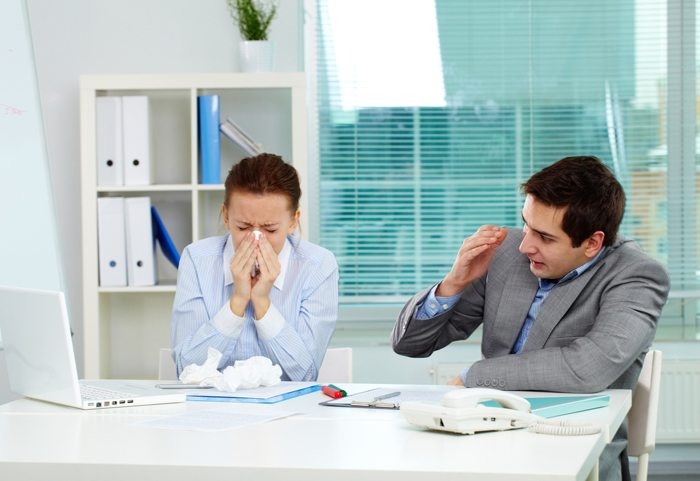 Absenteeism vs. presenteeism – which is worse for the remaining staff?