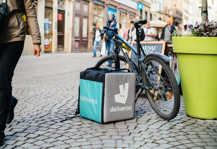 Deliveroo valued at £1.5bn after expansion plans trigger funding round