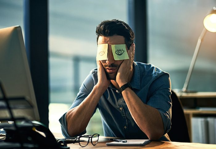Alarming amount of Brits are bored at work