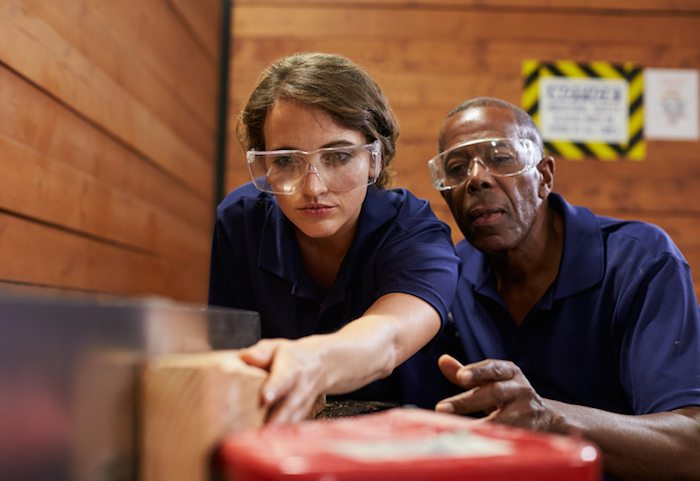 When will apprenticeships get championed through careers advice?