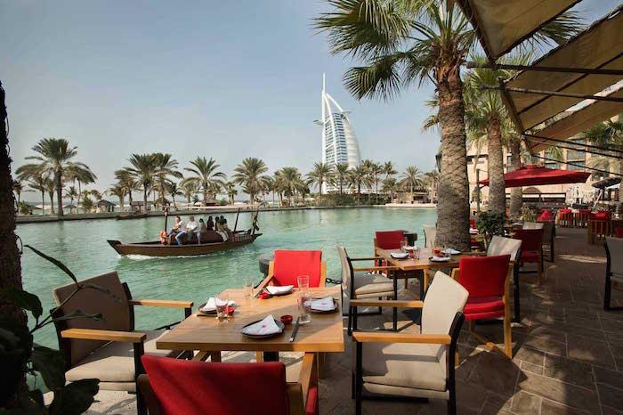 Hospitality brands Zheng He's in Jumeirah Mina A'Salam