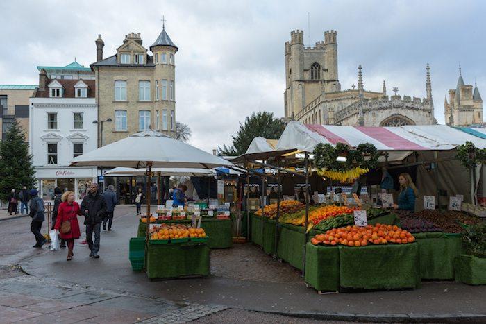 Business in Cambridge