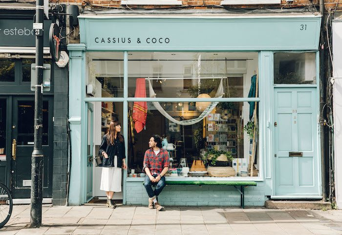 The high street isn't dying, it's merely transforming