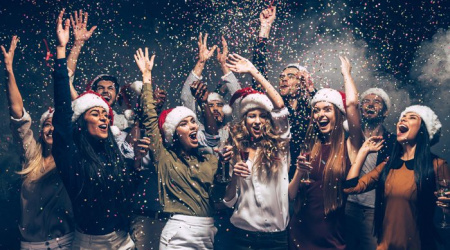 Plan your Christmas party with the Christmas expense exemption in mind