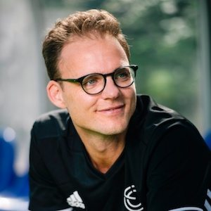 Patrik Arnesson, CEO of Forza Football width=