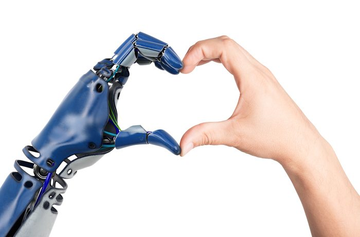 Demand for robotics: The robots just want to be loved too