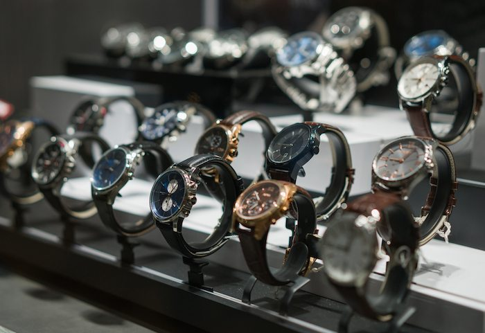 Changing times: Developments taking place in the watch industry