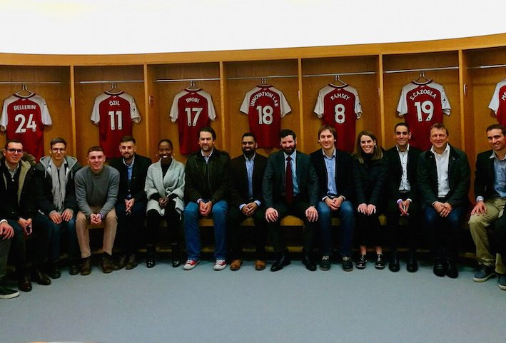 Six companies selected for the Arsenal Innovation Lab