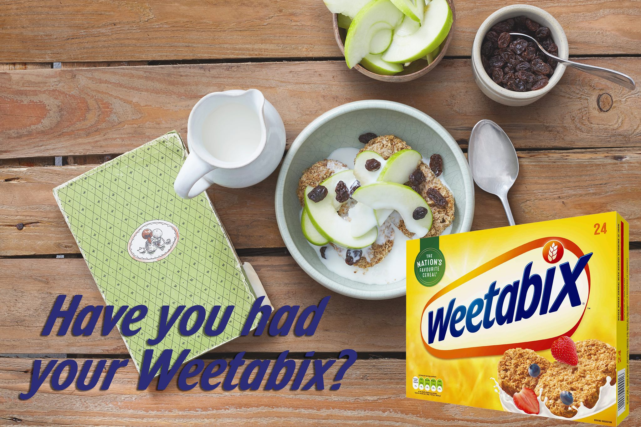 Weetabix gender pay gap copy