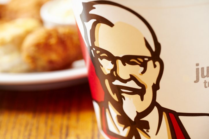 KFC chicken shortage due to supplier hiccup