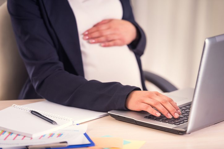 One founder's business policies were inspired by maternity leave struggles