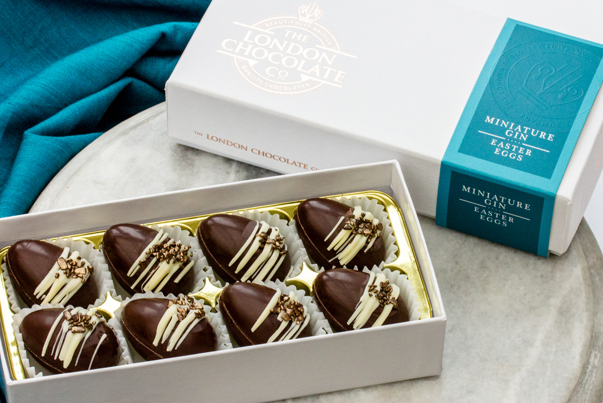These entrepreneurial siblings quit their corporate jobs to make?prosecco chocolate
