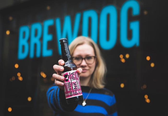 BrewDog's Pink IPA marketing stunt has everyone divided