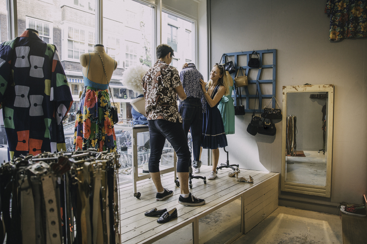 The fourth industrial revolution can give today's retailers a competitive edge