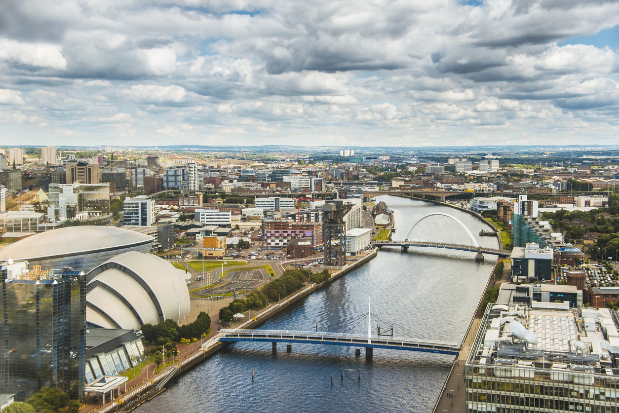 Scotland?s scaleups the focus as Amazon Academies get going in Glasgow