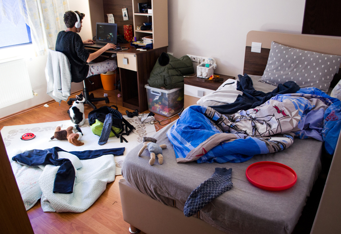 Why entrepreneurs should make sure they are keeping their bedrooms tidy