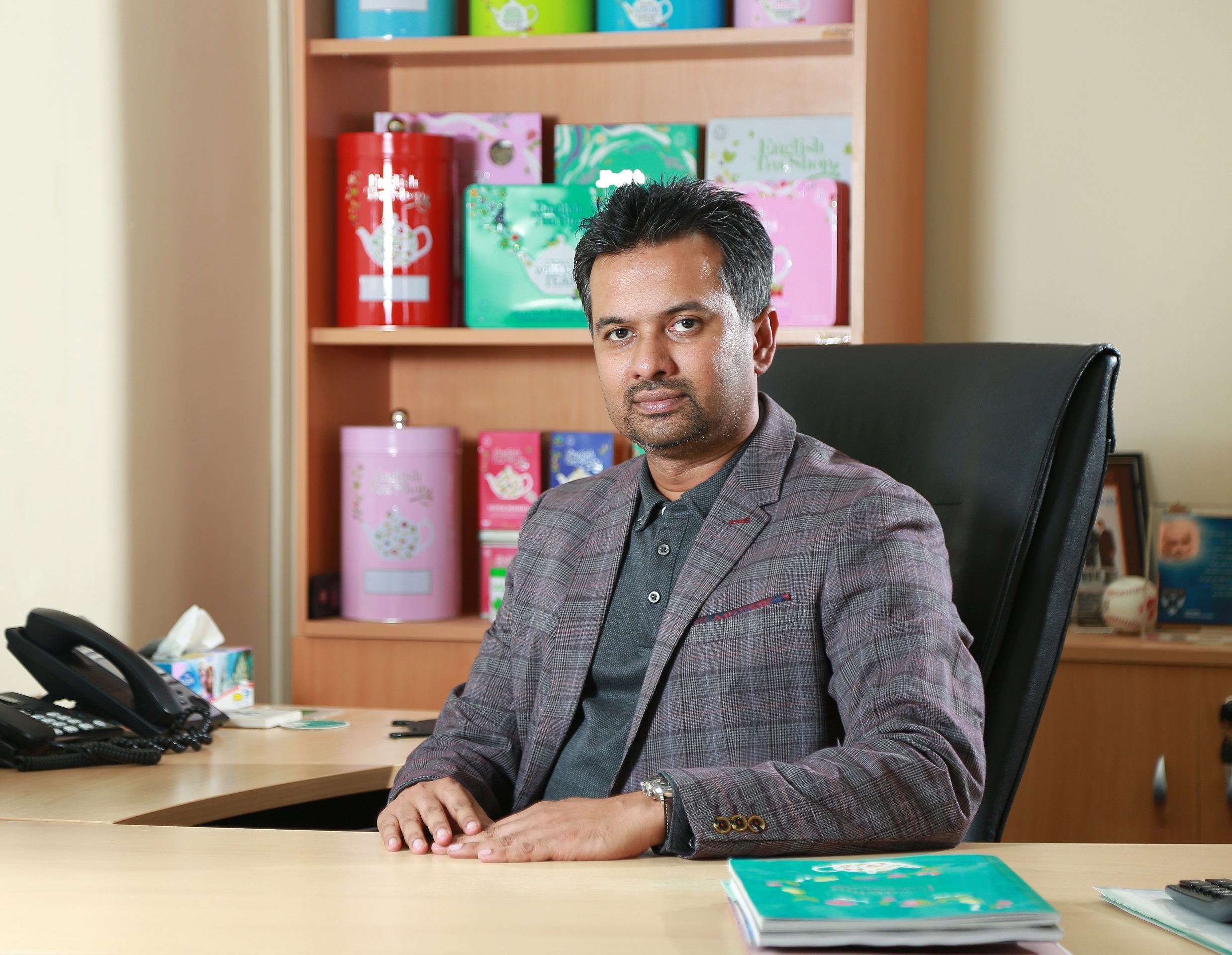 Founders Diaries: English Tea Shop CEO Suranga Herath on the power of creating shared value