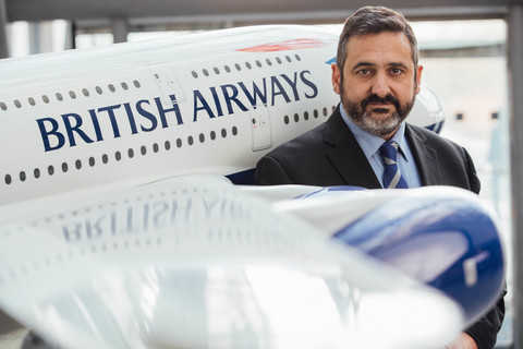 British Airways post Brexit: CEO Alex Cruz on the value in collaborating with startups to stay ahead