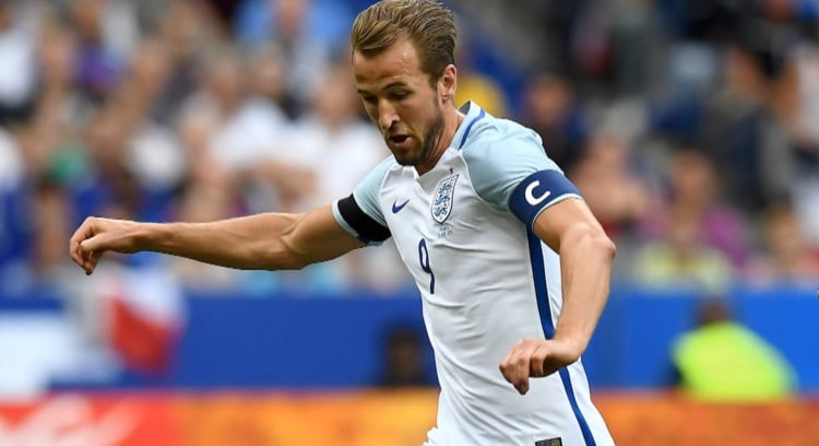Be an inspirational leader like England football captain Harry Kane