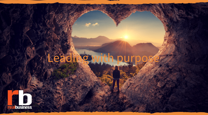 The fundamentals of leading a purpose-driven company