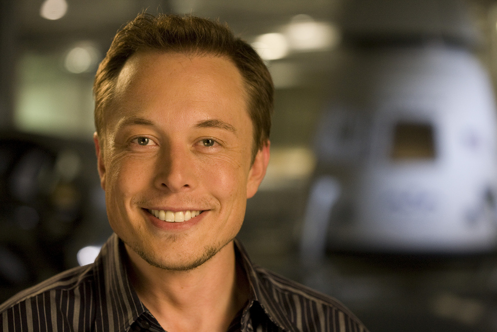 Elon Musk is one of the world's most influential business leaders. He's also an immigrant. Image credit: ONInnovation (http://www.oninnovation.com/)
