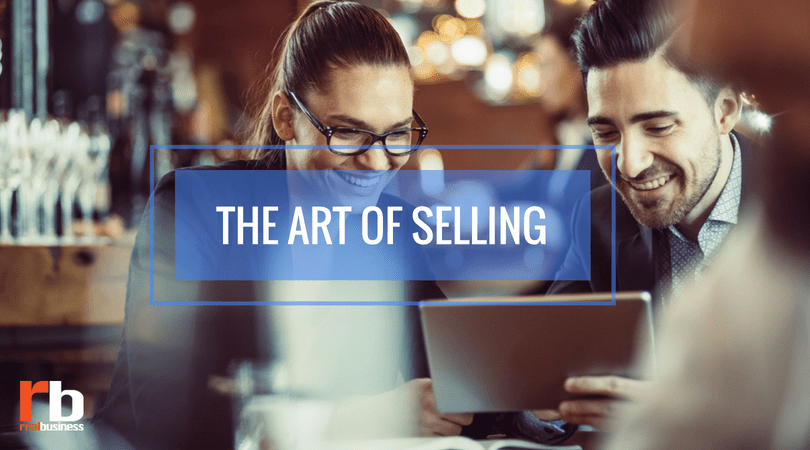 The Art of Selling: 5?new rules of engagement?for sales??