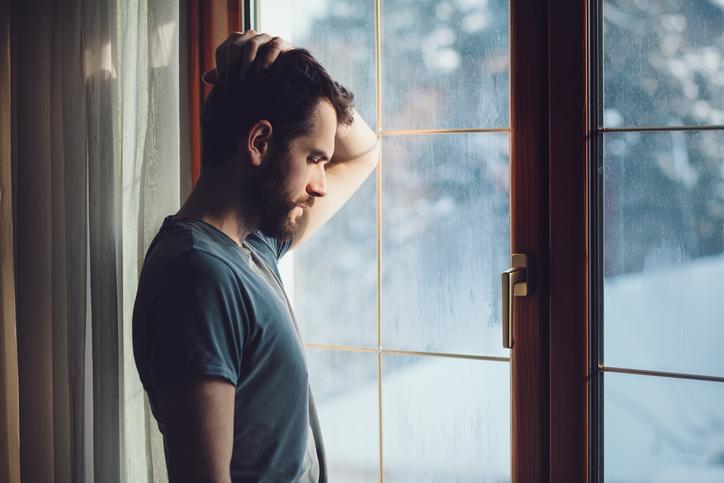 How to lift workplace stigma around male mental health