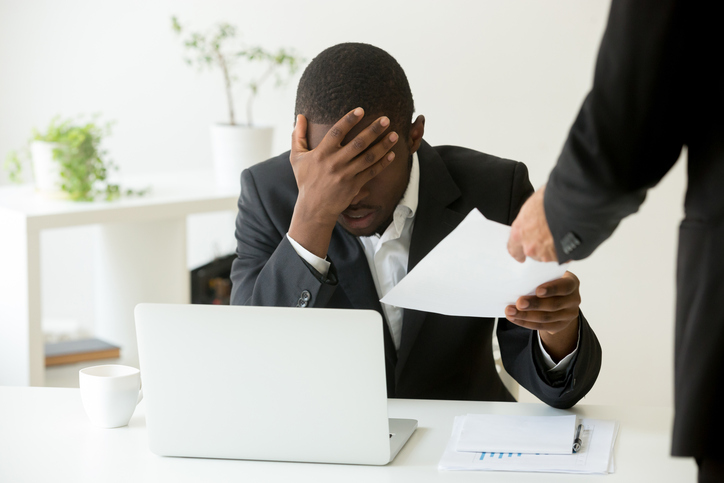 How to dismiss an employee for poor performance