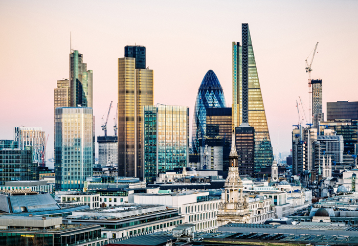 London might not struggle as much as other cities in the event of a bad financial services deal