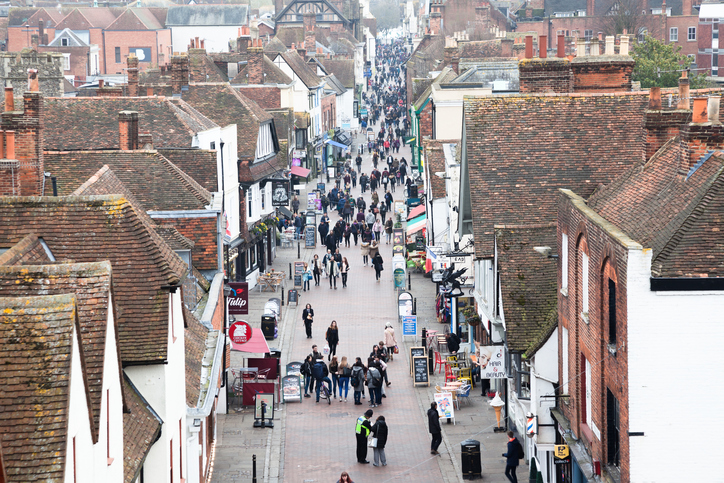 SMEs are thriving on the high street  ? here's why