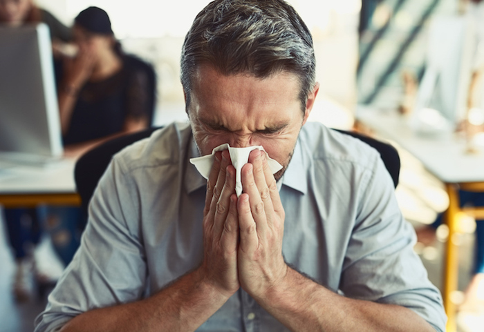 It's 2018, yet sick employees continue to feel the pressures of presenteeism