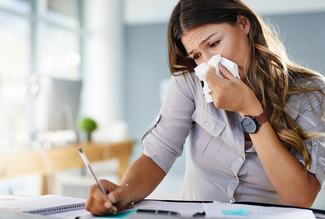Employers can do more to combat sickness related absences at work