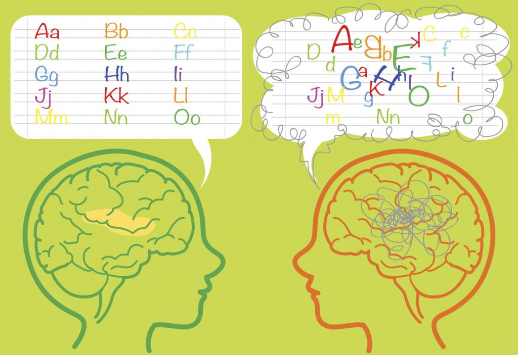 Think like dyslexics