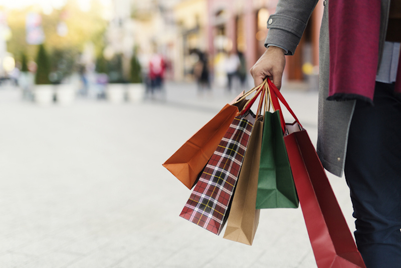 Christmas cheer or christmas sneer? Festive shopping visits decline as online retail booms