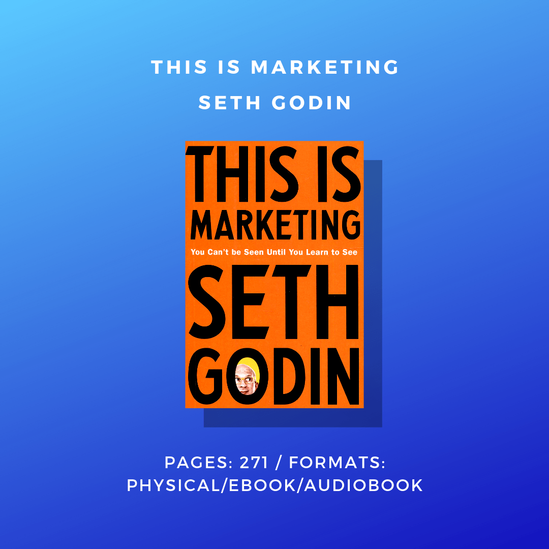 seth godin this is marketing