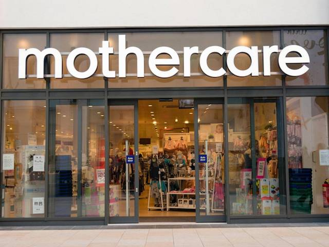 The last dinosaur in decline: 'Mothercare' stores face mass closures