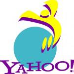 Yahoo's jumping logo