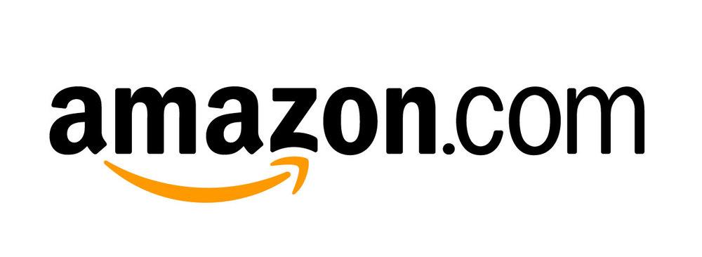 Amazon, Google and Yahoo logos