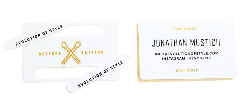 The surprising social media business card