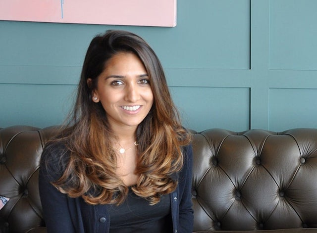 Sick of Deliveroo? Riya Grover runs Feedr, a sustainable, cheaper and nutritious alternative