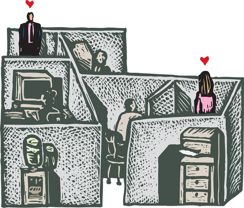 The SME employer's guide to managing an office romance
