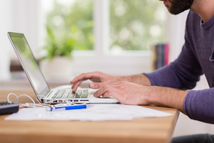 Top tips for working at home