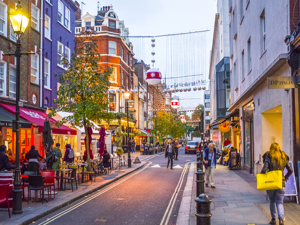 Why are there more restaurants than retailers on Britain's high streets?