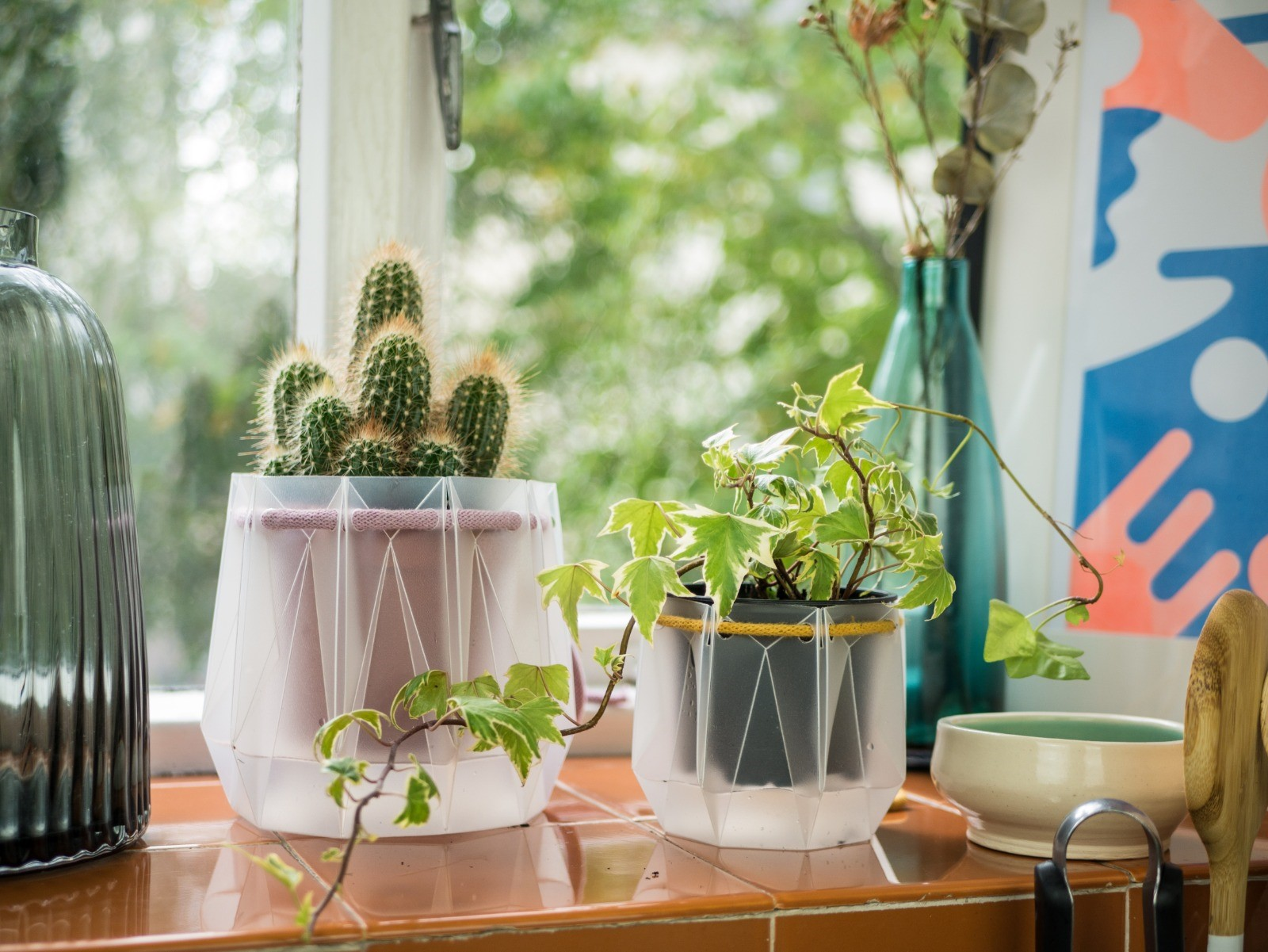 Envelope and (sustainability) friendly plant pots? They're already here