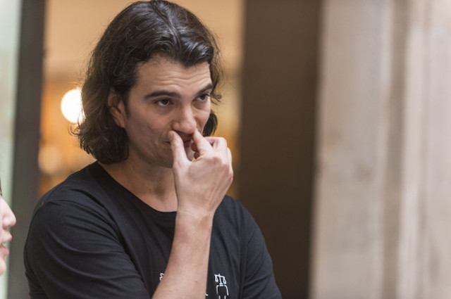 What can Adam Neumann?s WeWork resignation teach us about leadership?