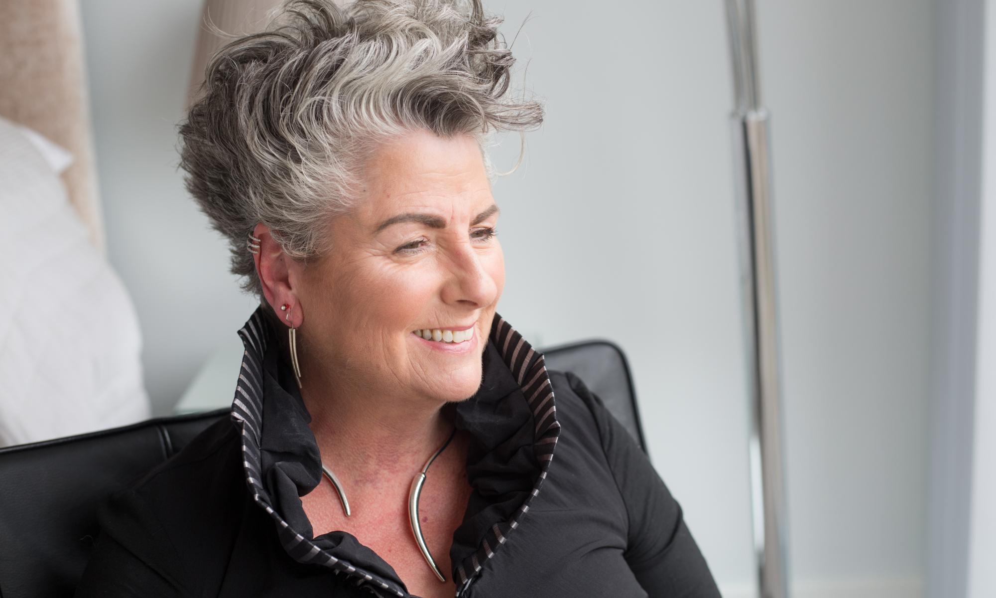 Laceby female entrepreneur