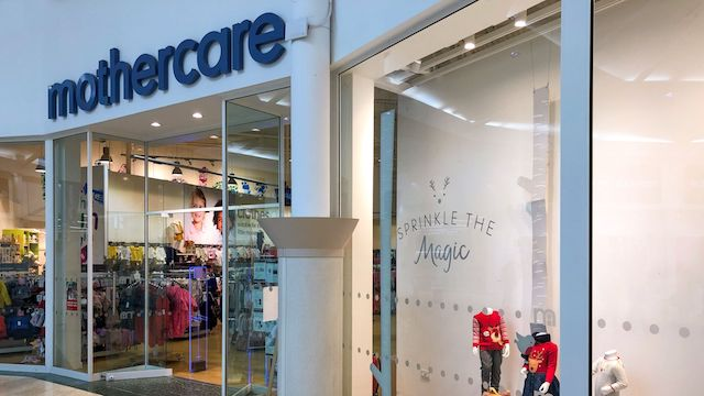 Will Mothercare's pension deal be a step ahead of BHS?