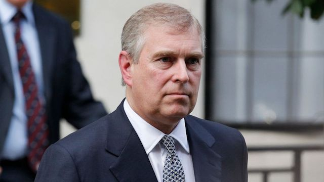 Prince Andrew scandal hits the startup community