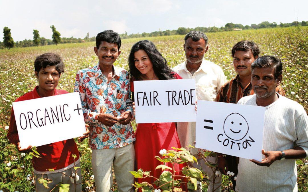 Social entrepreneur Safia Minney helps businesses become ethical